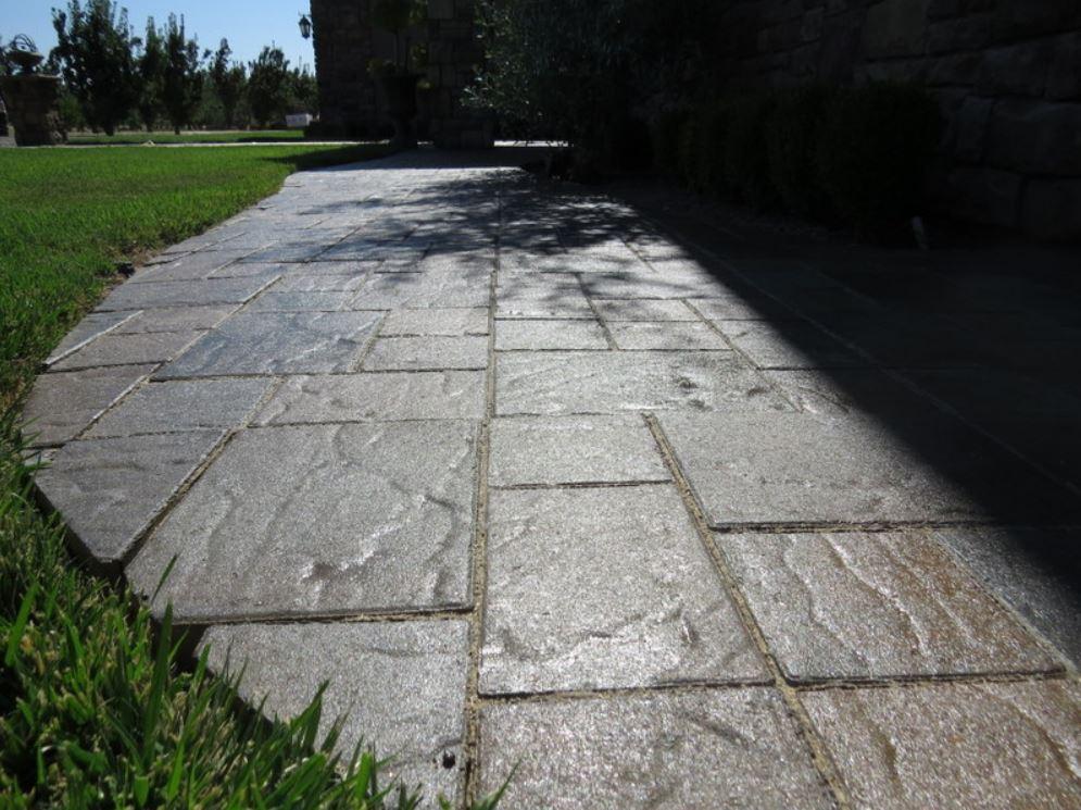An image of concrete finishing in San Ramon.